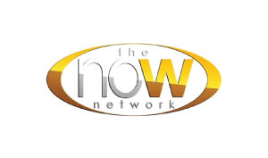 Eric Hollaway Voiceovers The Now Network Logo