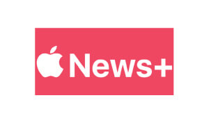 Eric Hollaway Voiceovers Apple News+ Logo